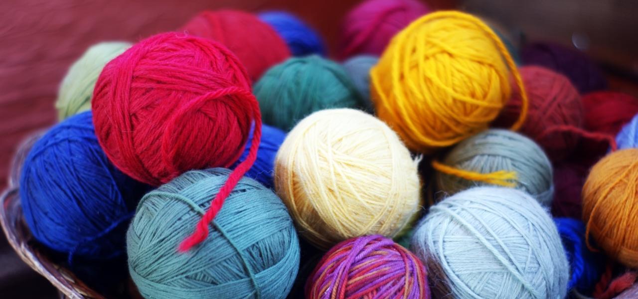 Пряжа-shop: все для вязания и даже больше - Все Цвета Радуги - Для Нас Это не Предел