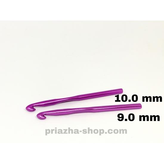 """металлический крючок 9-10 мм купить в украине в интернет-магазине """"пряжа-shop"""" 2592 priazha-shop.com 2"""