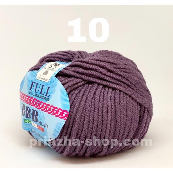 """пряжа bbb full 10 ( ббб фулл ) для вязания шапочек, джемперов, кардиганов, шарфиков, перчаток, различных аксессуаров - купить в украине в интернет-магазине """"пряжа-shop"""" 2401 priazha-shop.com 2"""