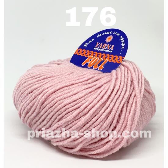 """пряжа bbb full 176 ( ббб фулл ) для вязания шапочек, джемперов, кардиганов, шарфиков, перчаток, различных аксессуаров - купить в украине в интернет-магазине """"пряжа-shop"""" 3267 priazha-shop.com 2"""