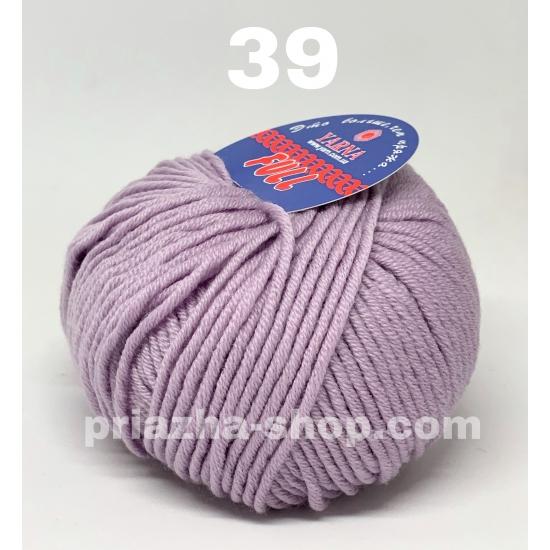 """пряжа bbb full 39 ( ббб фулл ) для вязания шапочек, джемперов, кардиганов, шарфиков, перчаток, различных аксессуаров - купить в украине в интернет-магазине """"пряжа-shop"""" 3429 priazha-shop.com 2"""