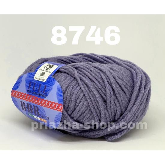 """пряжа bbb full 8746 ( ббб фулл ) для вязания шапочек, джемперов, кардиганов, шарфиков, перчаток, различных аксессуаров - купить в украине в интернет-магазине """"пряжа-shop"""" 2435 priazha-shop.com 2"""