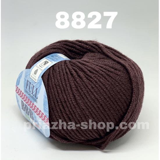 """пряжа bbb full 8827 ( ббб фулл ) для вязания шапочек, джемперов, кардиганов, шарфиков, перчаток, различных аксессуаров - купить в украине в интернет-магазине """"пряжа-shop"""" 3415 priazha-shop.com 2"""