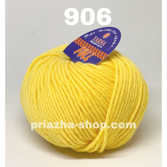 """пряжа bbb full 906 ( ббб фулл ) для вязания шапочек, джемперов, кардиганов, шарфиков, перчаток, различных аксессуаров - купить в украине в интернет-магазине """"пряжа-shop"""" 3306 priazha-shop.com 2"""