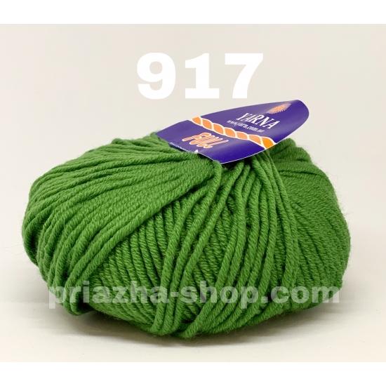 """пряжа bbb full 917 ( ббб фулл ) для вязания шапочек, джемперов, кардиганов, шарфиков, перчаток, различных аксессуаров - купить в украине в интернет-магазине """"пряжа-shop"""" 2421 priazha-shop.com 2"""