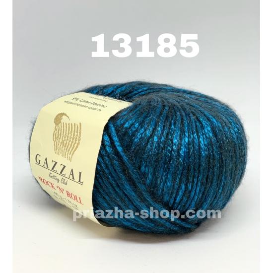 """пряжа gazzal rock'n roll 13185 ( газзал рок-н-рол ) для вязания теплой одежды взрослым и детям невообразимых оттенков - купить в украине в интернет-магазине """"пряжа-shop"""" 572 priazha-shop.com 2"""
