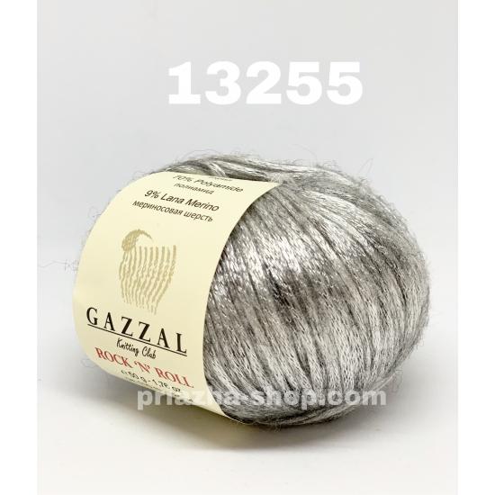 """пряжа gazzal rock'n roll 13255 ( газзал рок-н-рол ) для вязания теплой одежды взрослым и детям невообразимых оттенков - купить в украине в интернет-магазине """"пряжа-shop"""" 565 priazha-shop.com 2"""