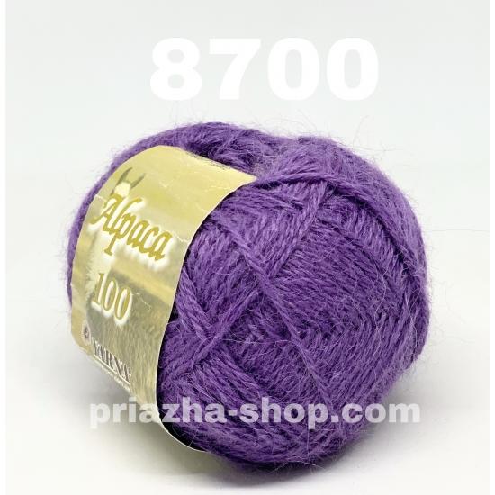 """пряжа yarna alpaca 8700 ( ярна альпака ) для вязания пальто, носков, свитеров, кардиганов любых оттенков - купить в украине в интернет-магазине """"пряжа-shop"""" 2339 priazha-shop.com 2"""
